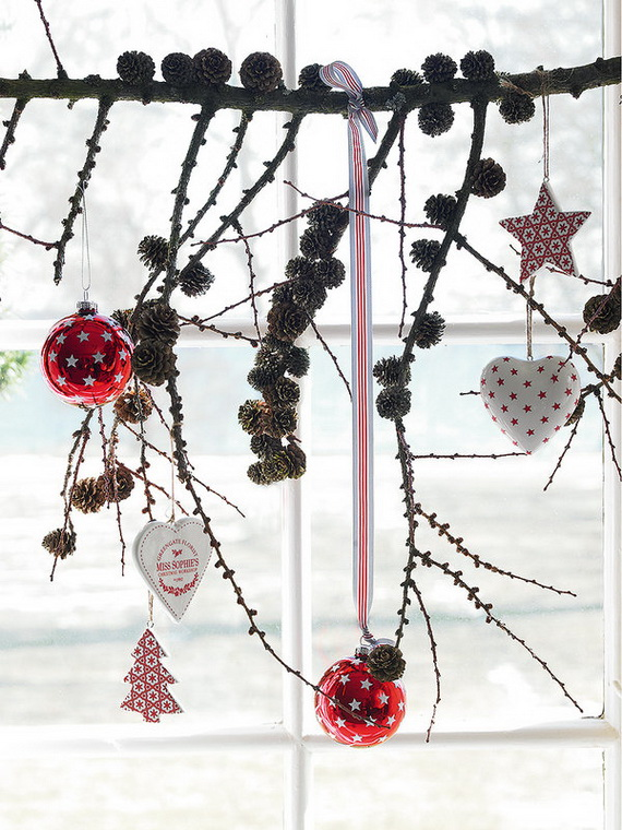 The most stylish Christmas Ornaments Decorations_27