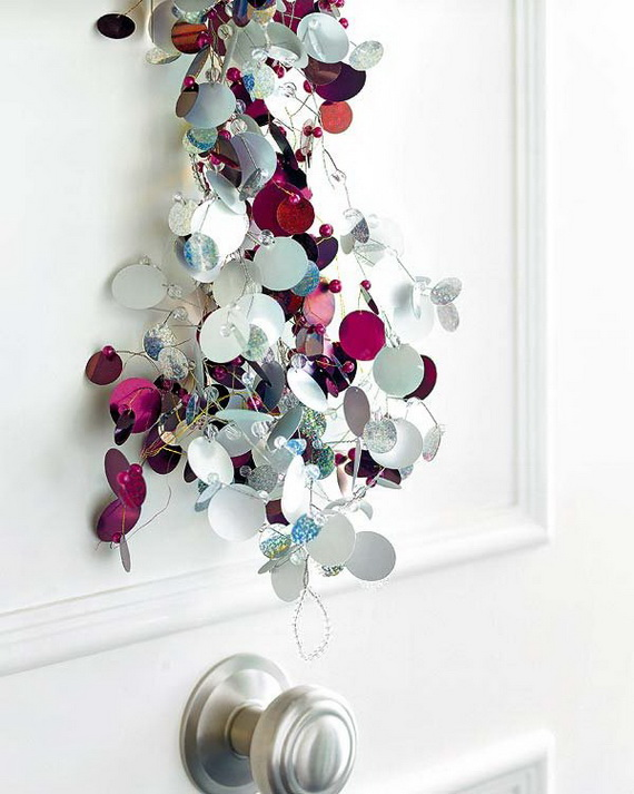 The most stylish Christmas Ornaments Decorations_31