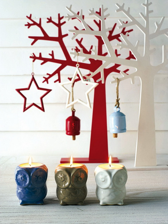 The most stylish Christmas Ornaments Decorations_55