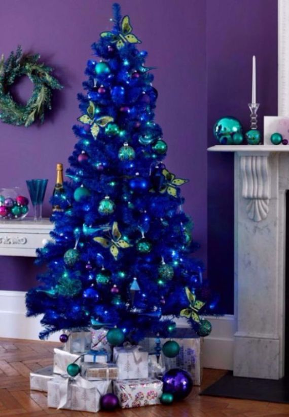 40-fresh-blue-christmas-decorating-ideas-27