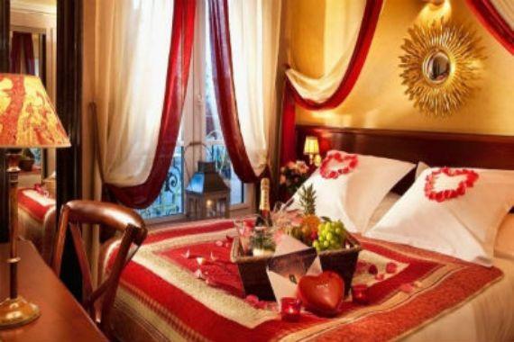 40 Warm Romantic Bedroom Decor Ideas For Valentine S Day