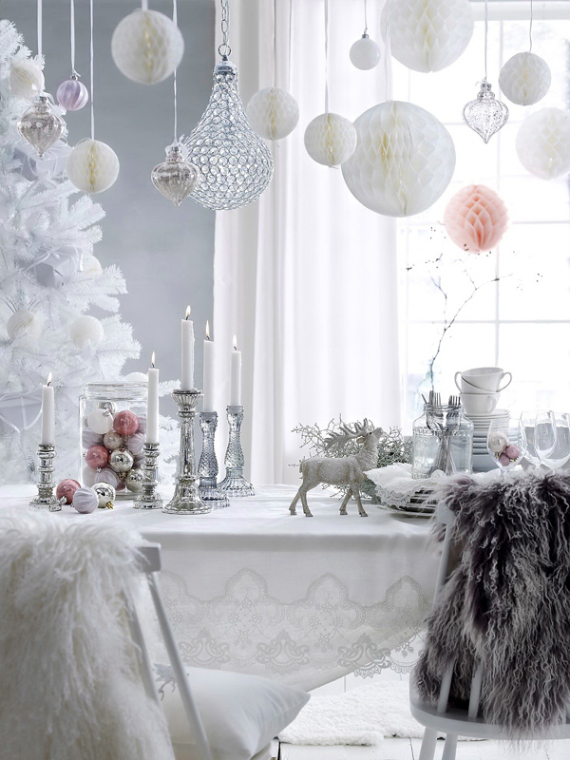 A Little More Festive Scandinavian Christmas Decor (4)