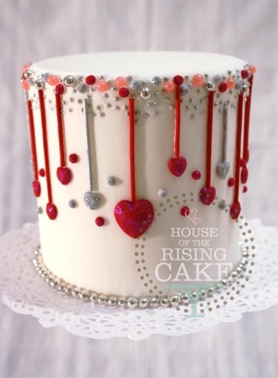 Fabulous valentine cake decorating ideas (16)