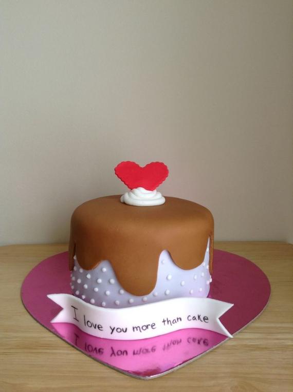 Fabulous valentine cake decorating ideas (19)