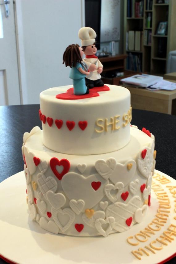 Fabulous valentine cake decorating ideas (2)