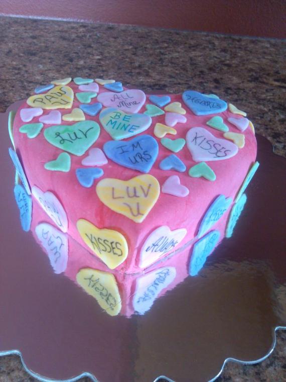 Fabulous valentine cake decorating ideas (23)