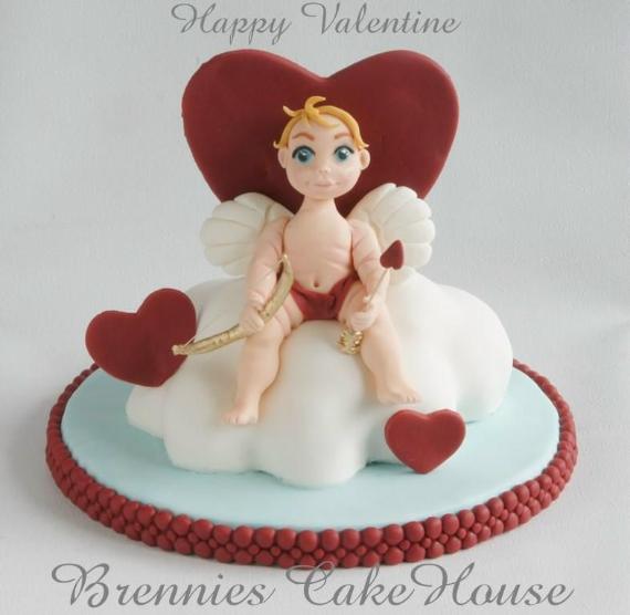 Fabulous valentine cake decorating ideas (29)