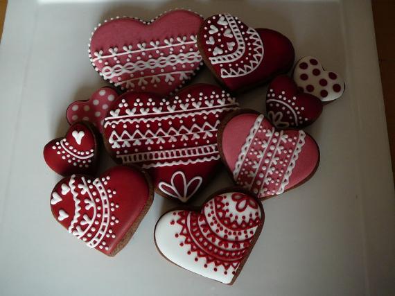 Fabulous valentine cake decorating ideas (46)