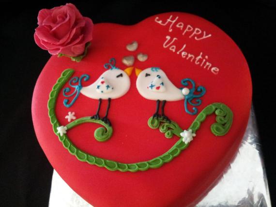 Fabulous valentine cake decorating ideas (5)