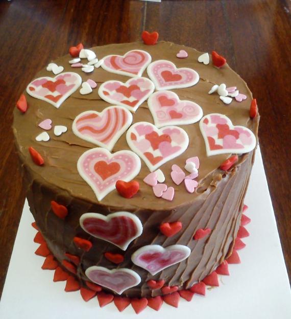 Fabulous valentine cake decorating ideas (9)