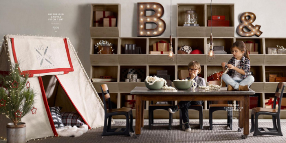 Happy Holidays For Children From Restoration Hardware  (10)