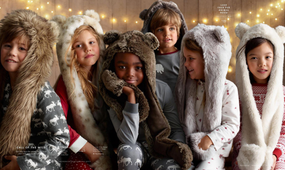 Happy Holidays For Children From Restoration Hardware  (11)