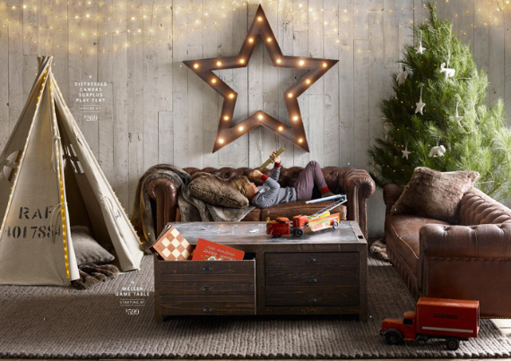 Happy Holidays For Children From Restoration Hardware  (12)