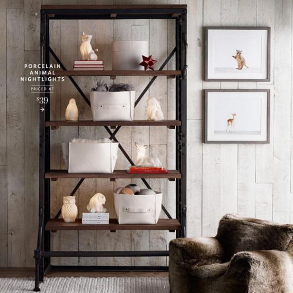 Happy Holidays For Children From Restoration Hardware  (16)
