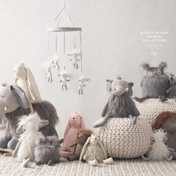 Happy Holidays For Children From Restoration Hardware  (18)