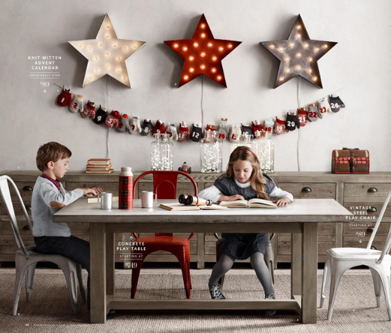 Happy Holidays For Children From Restoration Hardware  (3)