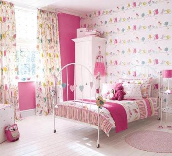 Romantic Bedroom Design Ideas (31)