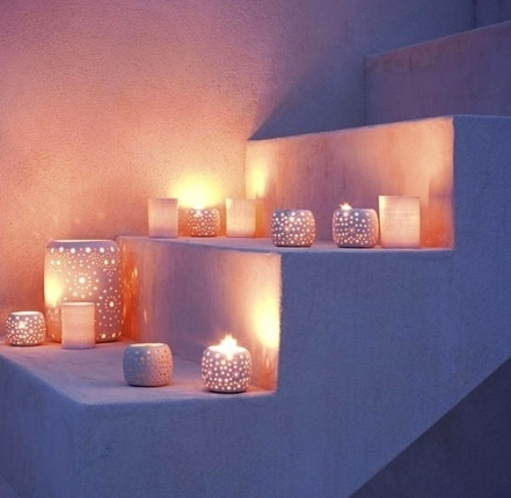 Romantic Candle Ideas For Valentine's Day (2)