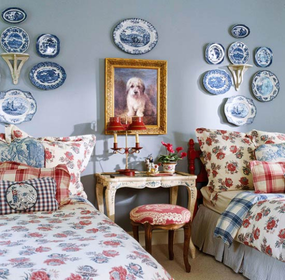 Romantic French Flair Rooms and Decorating Ideas (34)