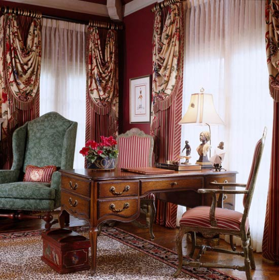 Romantic French Flair Rooms and Decorating Ideas (35)