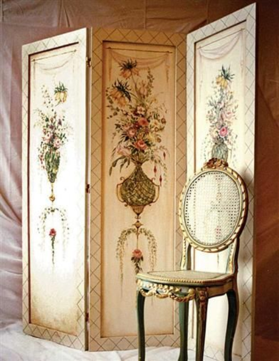 Romantic French Flair Rooms and Decorating Ideas (56)
