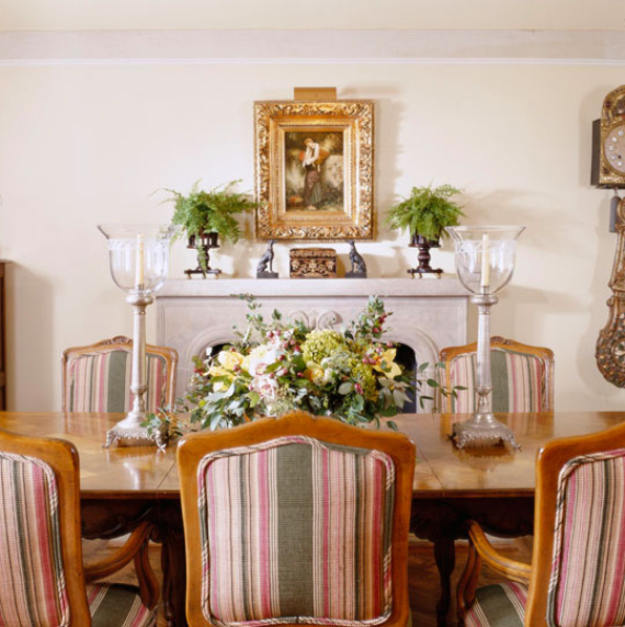 Romantic French Flair Rooms and Decorating Ideas (60)