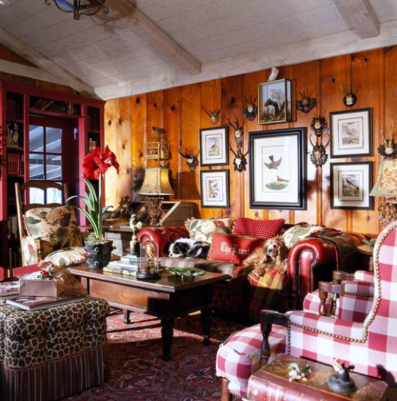 Romantic French Flair Rooms and Decorating Ideas (8)