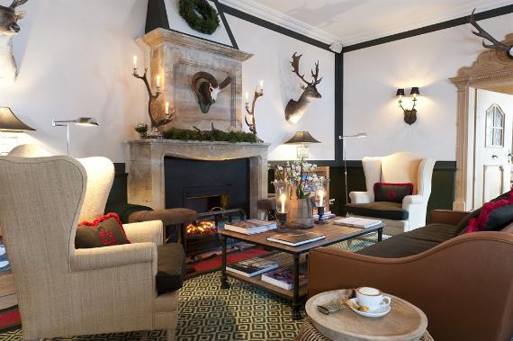 Ski Hideaway-Jagdgut Wachtelhof Hotel In Austria  (21)
