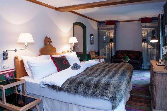 Ski Hideaway-Jagdgut Wachtelhof Hotel In Austria  (6)