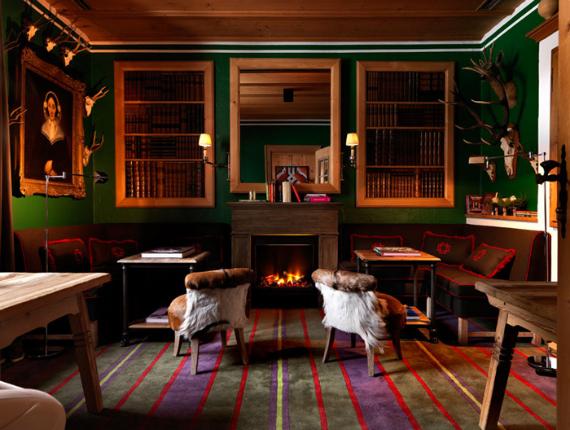 Ski Hideaway-Jagdgut Wachtelhof Hotel In Austria  (8)