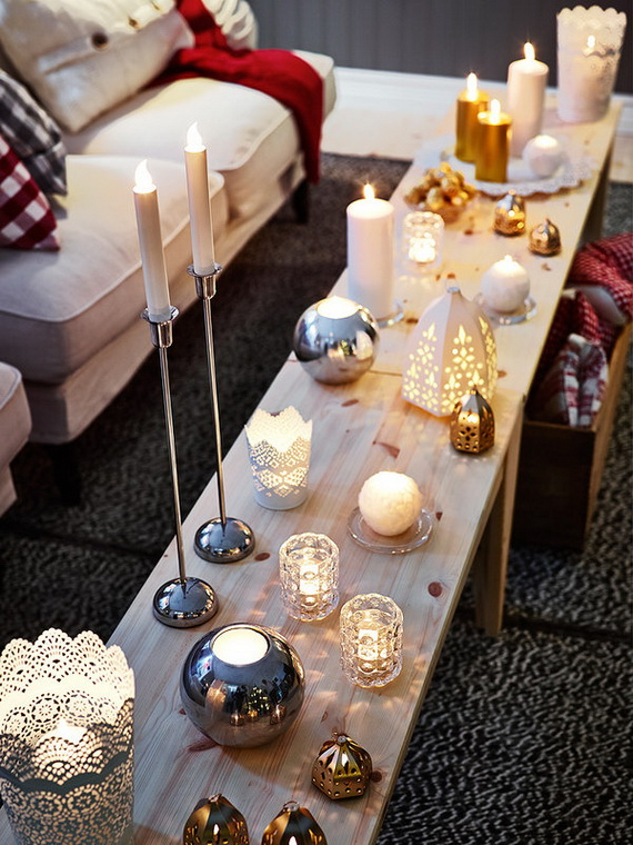 Top 35 Sparkling DIY Decoration Ideas For New Years Eve Party_36