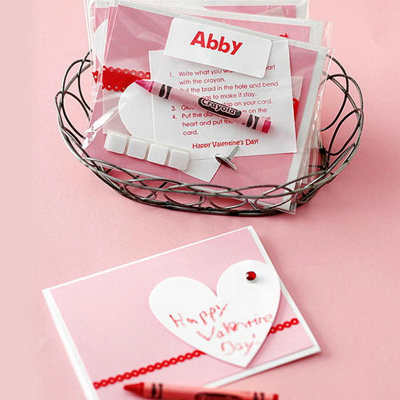 Valentine's Day Crafts For The Whole Family (20)