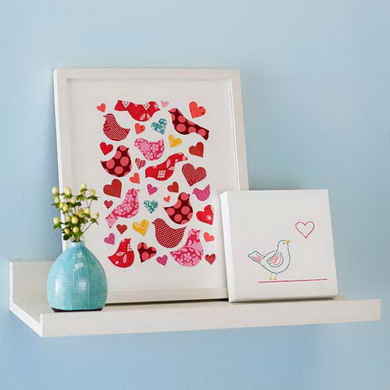 Valentine's Day Crafts For The Whole Family (28)