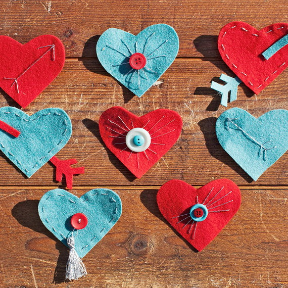 Valentine's Day Crafts For The Whole Family (34)