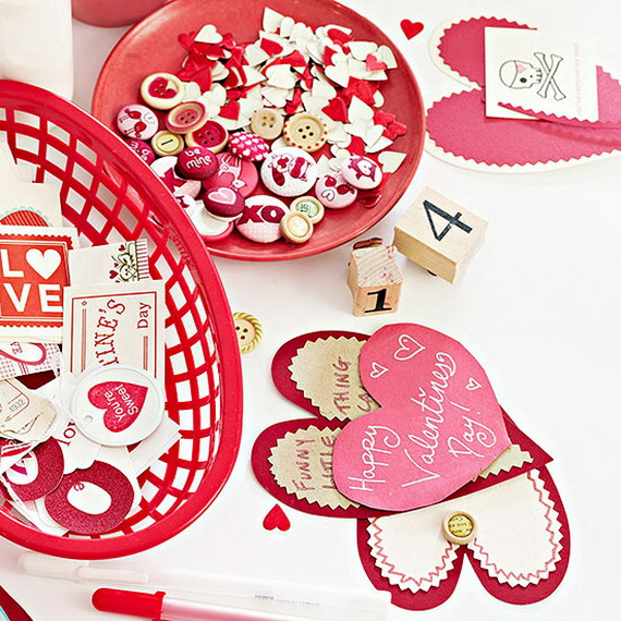 Valentine's Day Crafts For The Whole Family (37)