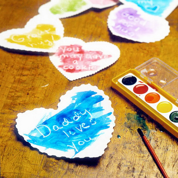 Valentine's Day Crafts For The Whole Family (45)