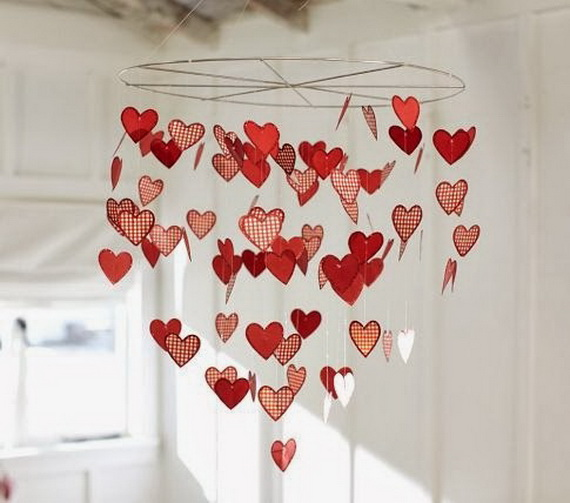 Valentine's Day Crafts For The Whole Family (60)