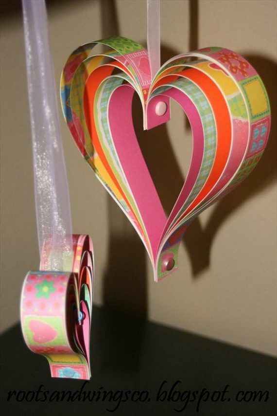 Valentine's Day Crafts For The Whole Family (65)