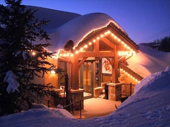 Casa Nova Deer Valley S Premier Luxury Chalet America