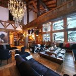 Chalet Le Rocher A Luxury Chalet Embedded In The Cliffs In The Alps Region Of Savoie.