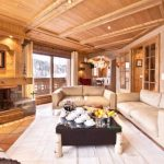 Charming Traditional Ski Chalet Brioche in The French Alps