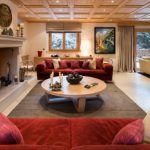 Ski Resort Winter Escape: Elegant Dou des Branches Catered Chalet in the French Alps