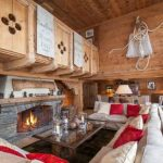 Warm and Inviting Weekend Holiday Ski retreat:  Chalet Abondance Meribel France