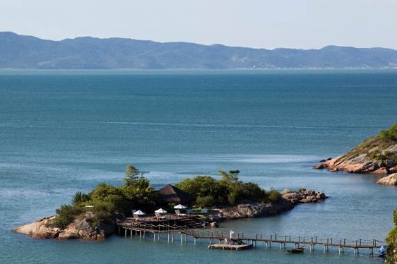 Ponta dos Ganchos Nr Florianopolis, The Sexiest Private Island Escape in Brazil (1)