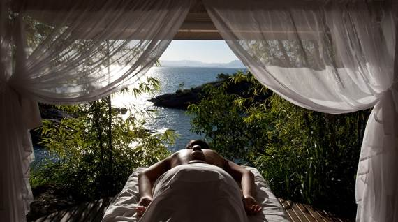 Ponta dos Ganchos Nr Florianopolis, The Sexiest Private Island Escape in Brazil (5)