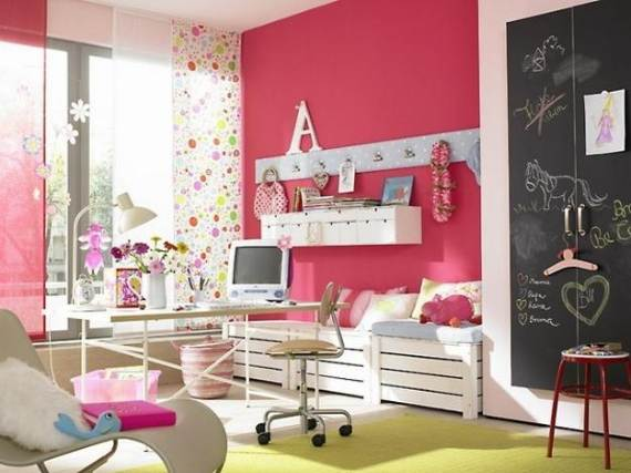 Romantic-Home-Decorating-Ideas-In-Pink-Color-And-Pastels-For-Valentine-Day-24
