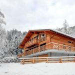 Ski Chalet Winter Escape: Elegant Chalet Le Torrent In The Swiss Alps