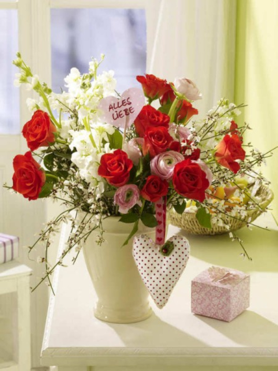 The Greatest Gifts for Valentine's Day Flowers for Lovers (2)