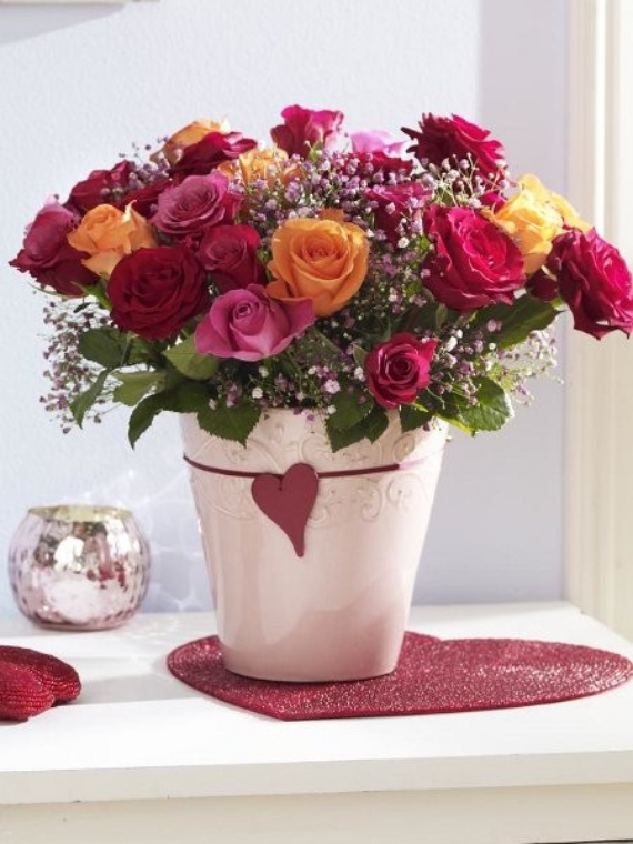 The Greatest Gifts for Valentine's Day Flowers for Lovers (6)