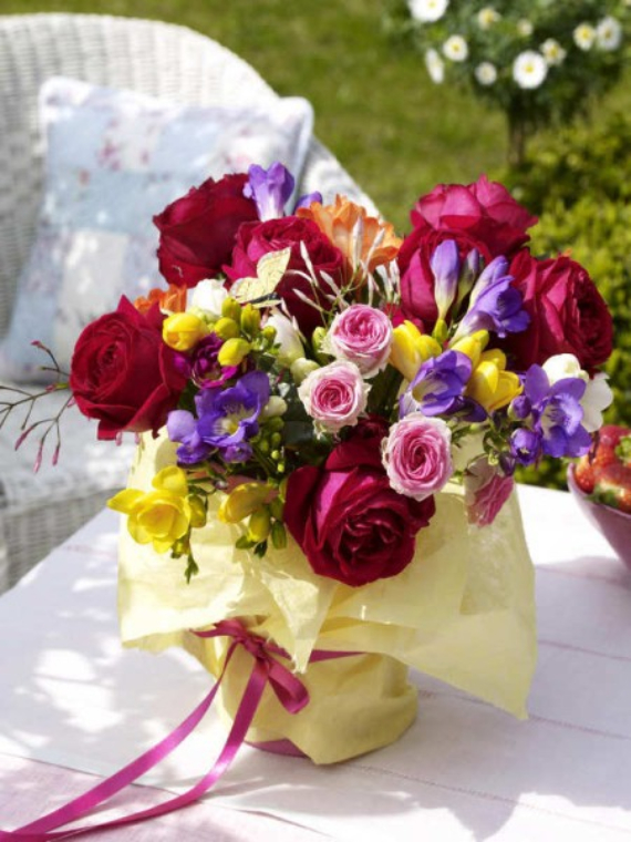 The Greatest Gifts for Valentine's Day Flowers for Lovers (9)